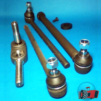 TRK5906 Tie Rod End Kit Massey Ferguson MF 65 Tractor Late - after s/no 526081
