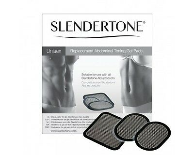 Slendertone Replacement Abs Pads - for all Slendertone Abs Belts