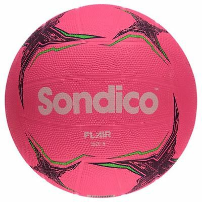 Sondico Flair Netball Training Sports Ball Accessories Playing Outdoor Match
