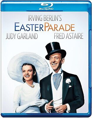 Easter Parade (Blu-ray) Judy Garland, Fred Astaire NEW