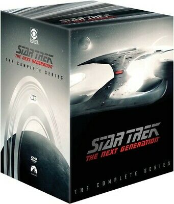 Star Trek The Next Generation: The Complete Series [New DVD] Oversize Item Spi