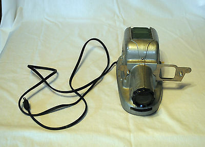 Vintage 1950's Mansfield Industries A 35 Slide Projector  Works!