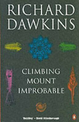 Climbing Mount Improbable (Penguin science) by Dawkins, Richard Paperback Book