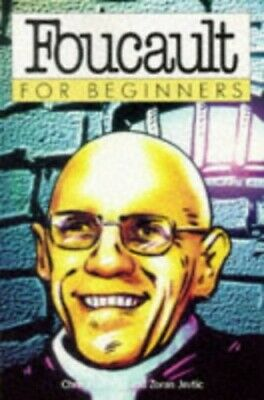 Foucault for Beginners by Horrocks, Chris Paperback Book The Cheap Fast Free
