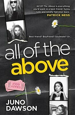 All of the Above by Juno Dawson Book The Cheap Fast Free Post