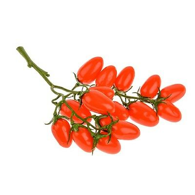 Artificial Fruit Vine Tomatoes Red 18 cm
