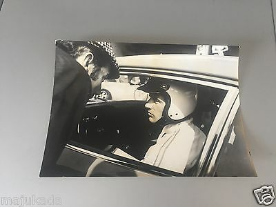 JEAN-CLAUDE KILLY  - PHOTO DE PRESSE ORIGINALE 18x13 cm
