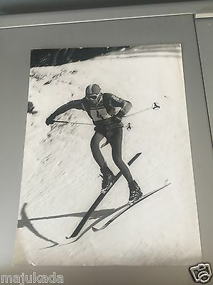 JEAN-CLAUDE KILLY  - PHOTO DE PRESSE ORIGINALE 24x18 cm