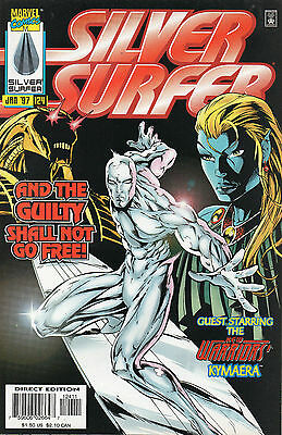 Silver Surfer #124 (NM)`97 Greenberg/ Benes