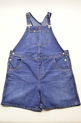 *z6-7 Gap Maternity Overall Shorts! Size Large!