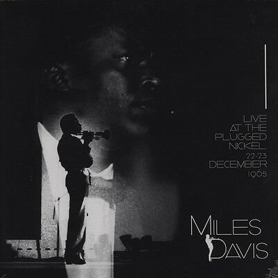 Miles Davis - Live At The Plugged Nickel 22-23 Decemb (Vinyl 5LP - EU - Reissue)