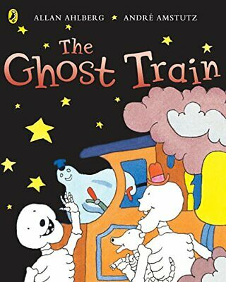 The Ghost Train (Funnybones) by Allan Ahlberg Paperback Book The Cheap Fast Free