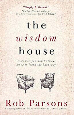 The Wisdom House by Parsons, Rob Book The Cheap Fast Free Post