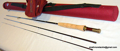 Hardy Swift Mk. 1 Fly Rod 9' 3 piece #4 + Tube Excellent