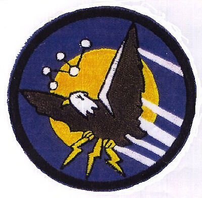 Babylon 5 Embroidered Squadron Patch - John Sheridan / Eagle