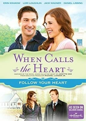 When Calls the Heart: Follow Your Heart [New DVD] Widescreen