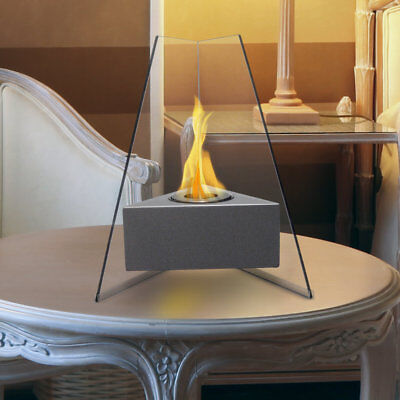 Anywhere Fireplaces Manhattan Bio-Ethanol Tabletop Fireplace