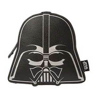 Disney Star Wars DARTH VADER Coin Purse NWT