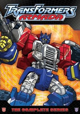 Transformers Armada: The Complete Series [7 Discs] DVD Region 1
