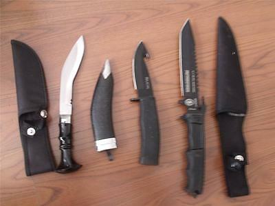 BRAND NEW BULK LOT A21 Knives