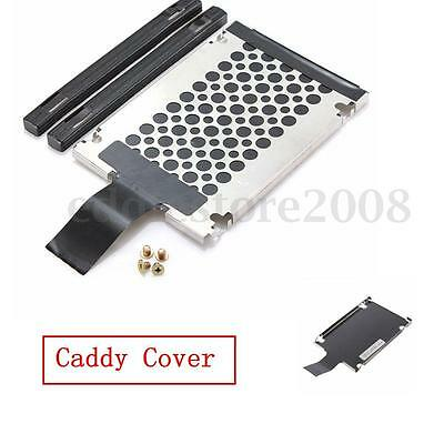 HDD Hard Drive Caddy Cover For IBM Lenovo Thinkpad X200 T60 T61 T400 R60 Laptop