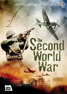 The Second World War (History of Britain) (Hardcover), Henry Brook, 97814095997.