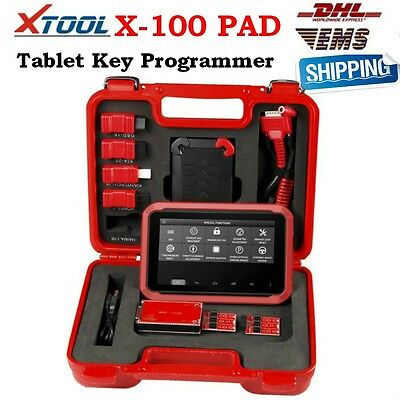 XTOOL X-100 PAD Tablet Programmer OBD2 Diagnostic Tool Code Reader Scanner