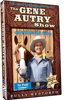 Gene Autry Show: The Fifth and Final Season [2 Discs DVD Region 1
