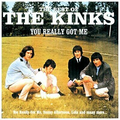 The Kinks - You Really Got Me - The Best Of - The Kinks CD PDVG The Cheap Fast