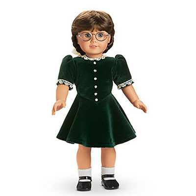 American Girl Doll MOLLY CHRISTMAS DRESS OUTFIT