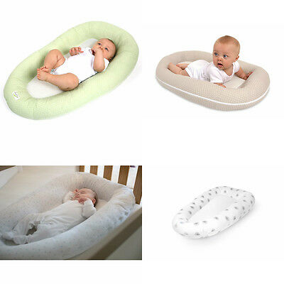 Purflo Baby Sleep Nest Portable Crib Cushion Jersey REPLACEMENT SPARE COVER