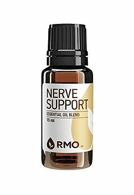 Nerve Support by Rocky Mountain Oils: Repairs Damaged Nerves, 15 ml
