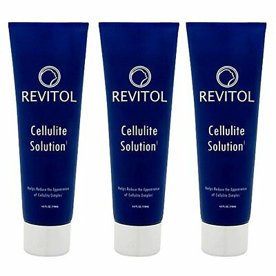 Reduction Cream Reduce Appearance of Cellulite 3Tubes by Revitol Cellulite Cream