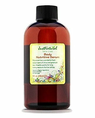 Body Nutritive Serum - Hydrates & Replenish Skin by Just Natural Products