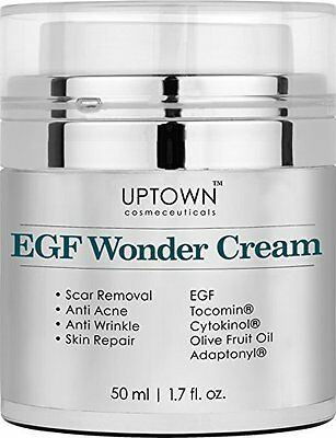 The Best Anti Wrinkle Anti Acne & Scar Removal Cream by Uptown Cosmeceuticals
