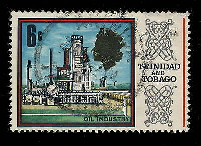 "Trinidad & Tobago - 1970 - Sg 342 Cancelled ""arouca"" Postmark -"