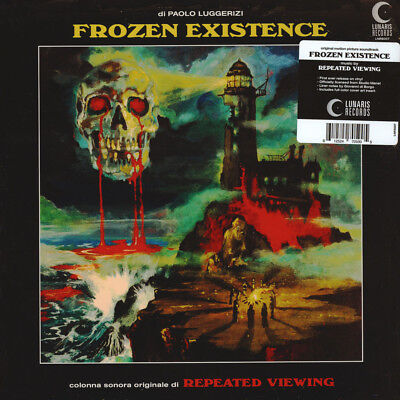 Repeated Viewing - Frozen Existence (Vinyl LP - 2016 - US - Original)