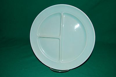 Luray Pastels Green Grill Plate by Taylor, Smith & T (TS&T)