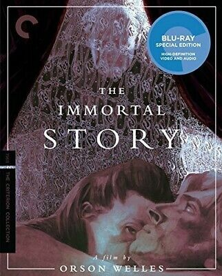 The Immortal Story (Criterion Collection) [New Blu-ray] 4K Mastering, Restored