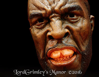 Officially Licensed Rocky 3 Clubber Lang Mr T Boxing Halloween Mask