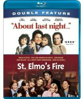 About Last Night... / St. Elmo's Fire [New Blu-ray]