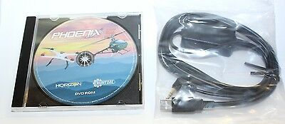 Phoenix Professional R/C Pro Flight Sim / Simulator Version 5 V5