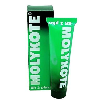 Molykote High-performance grease BR2 Plus 100g Tube
