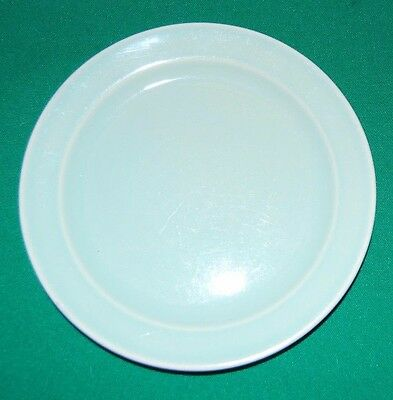 Luray Pastels Green Bread & Butter Plates  by Taylor, Smith & T (TS&T)