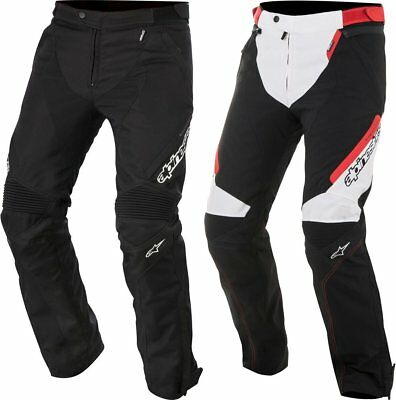 Alpinestars Mens Raider Drystar Lined Armored Textile Riding Pants