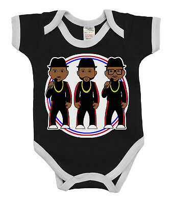 VIPwees Babygrow It`s Like That Music Boys & Girls Baby Bodysuit
