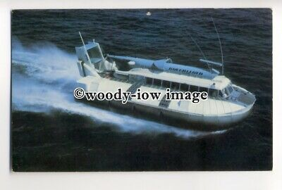 f0872 - Hoverlloyd SRN 6 Hovercraft , Sure - postcard issued by Hoverlloyd