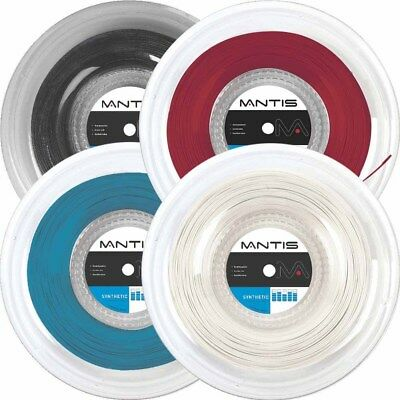 Mantis Synthetic String 1.35mm/15L Gauge (200m Roll) Choice Of 4 Colours rrp£50