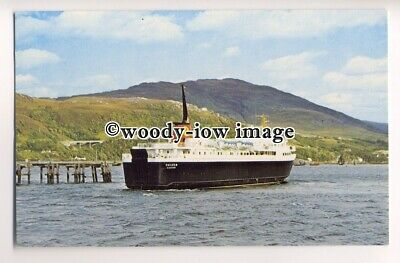 f0941 - Caledonian MacBrayne Ferry - Suilven - postcard