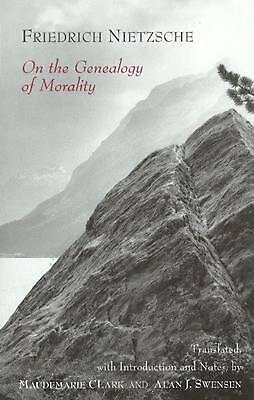 On the Genealogy of Morality by Friedrich Nietzsche Paperback Book (English)